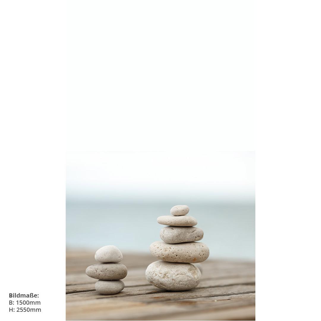 Duschrückwand Zen