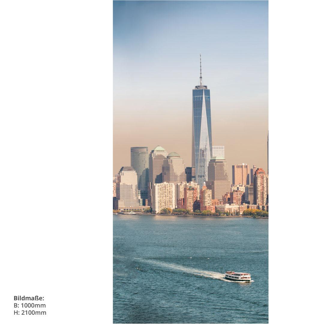 Duschrückwand New York