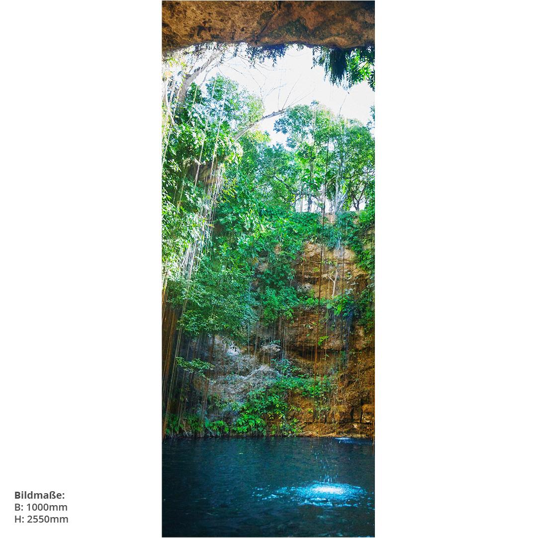 Paradise Cave Badwand Dekor