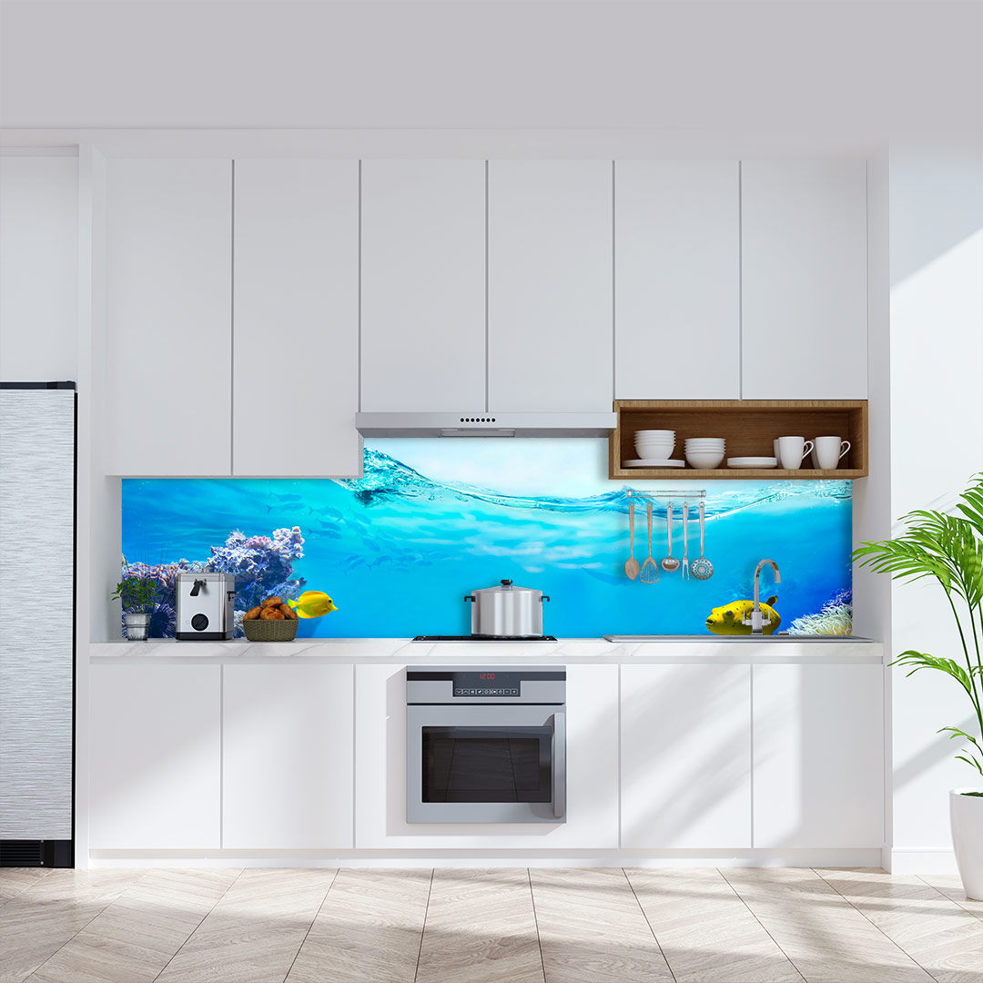 Küchenrückwand Great Barrier Reef