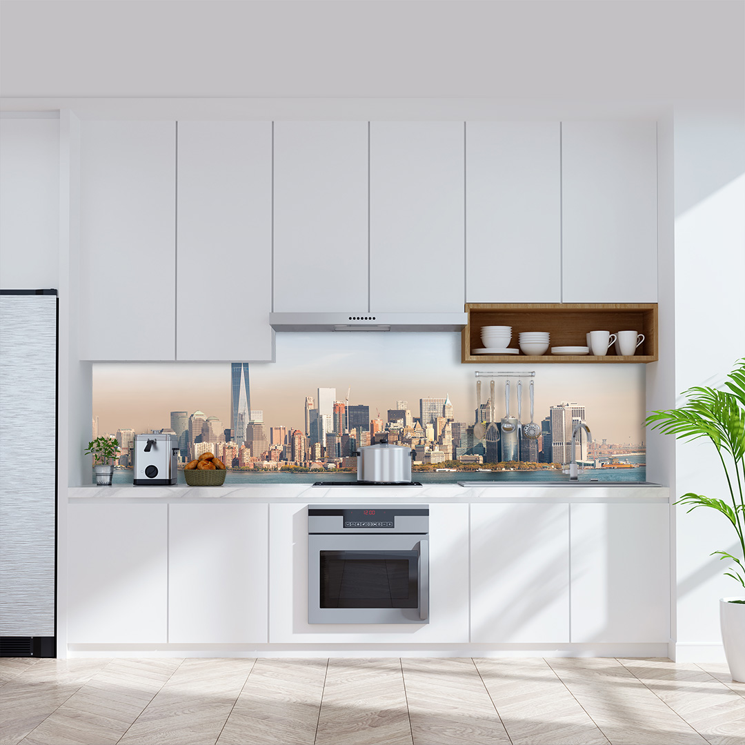 Küchenrückwand New York