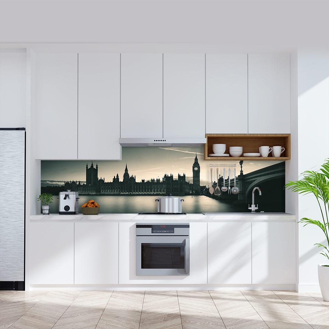 Küchenrückwand London