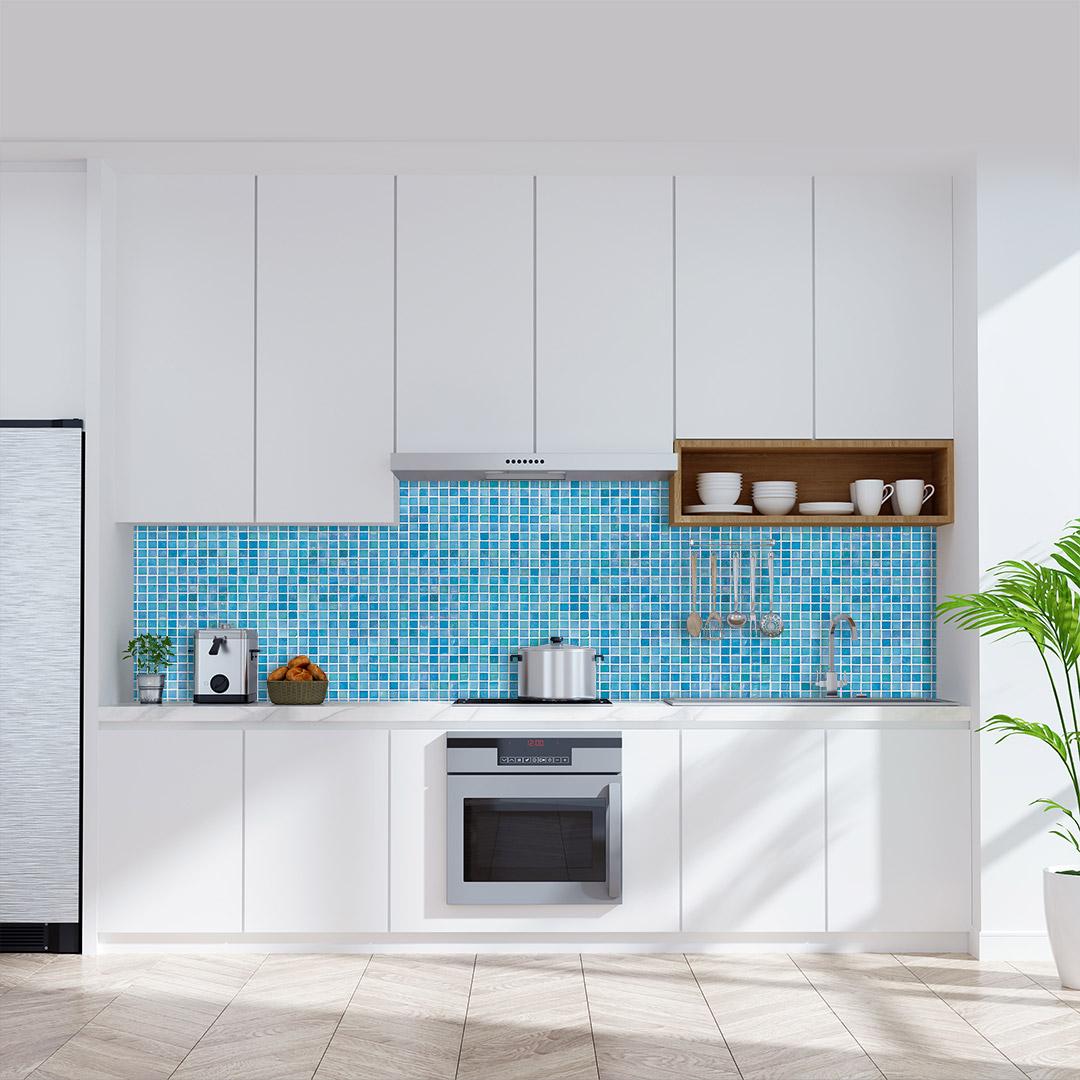 Küchenrückwand Mosaic Classic