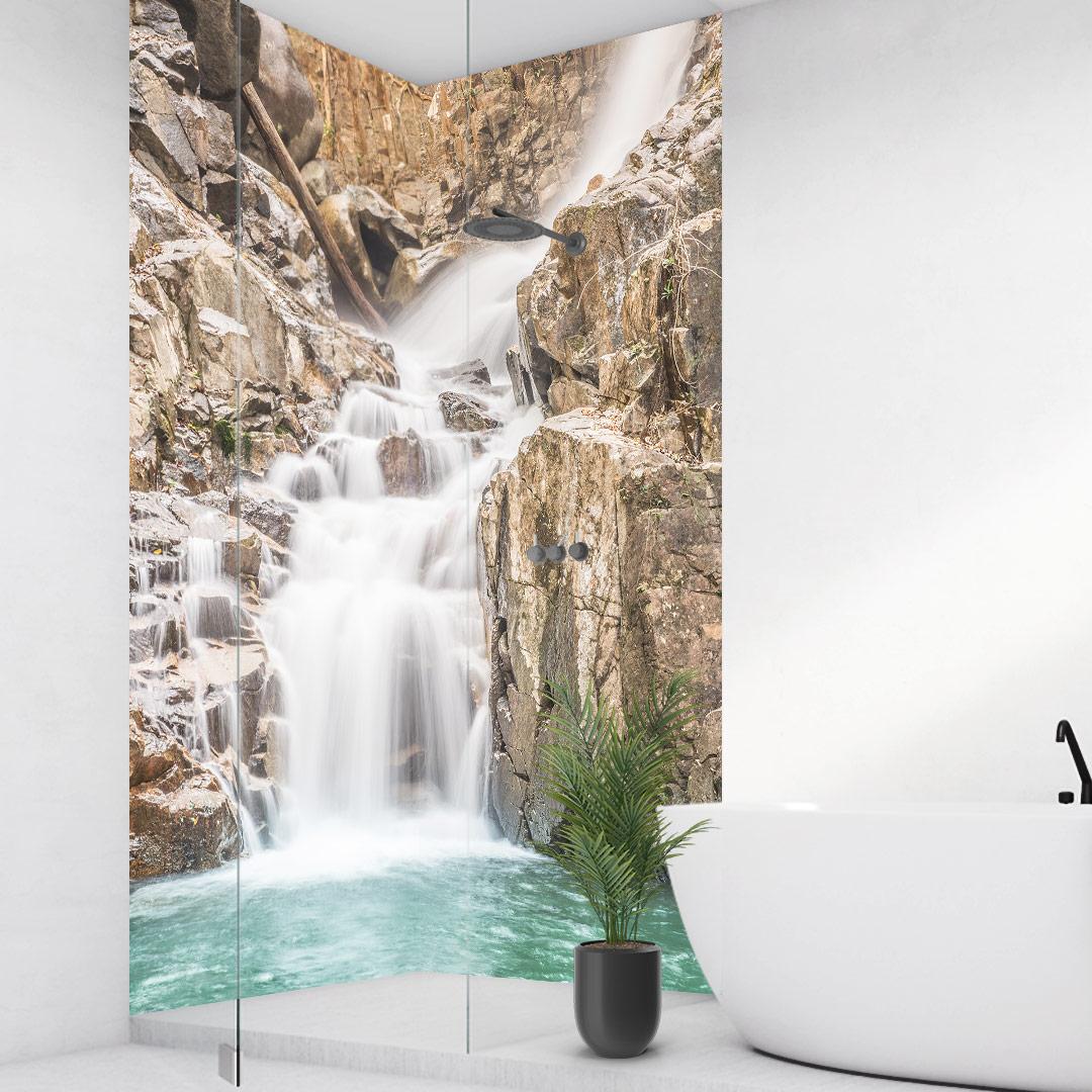 Wasserfall Schwarzwald Ecklösung