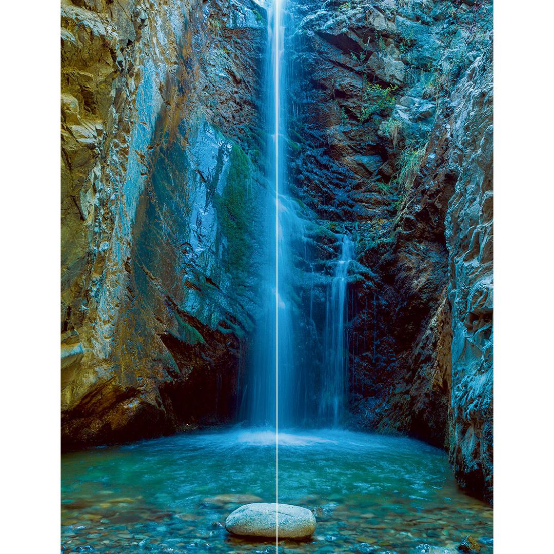 Wasserfall Baddusche
