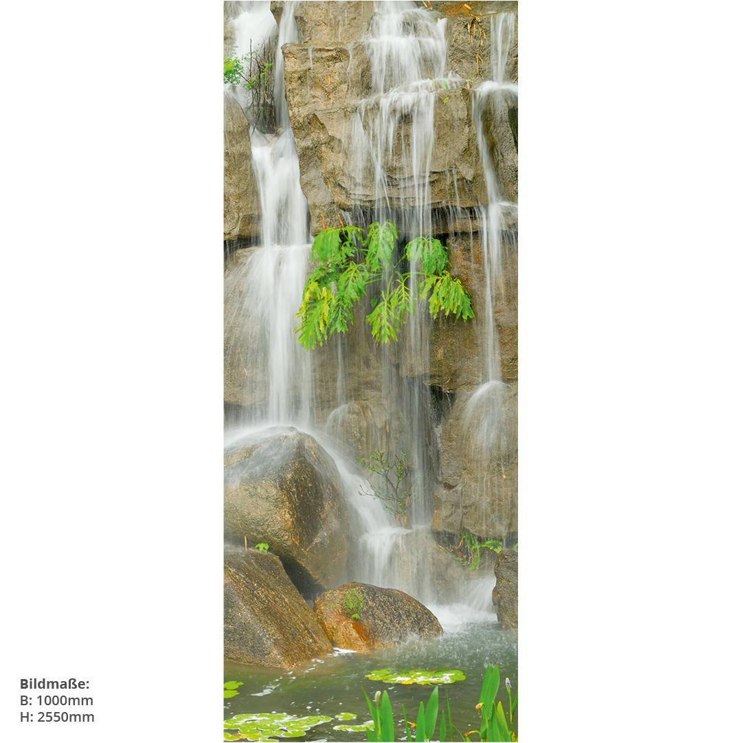 Wasserfall Steine